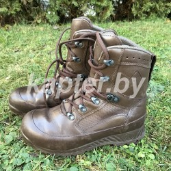Ботинки Haix Boots Combat High Liability Male, GORE-TEX , Коричневые, б/у.