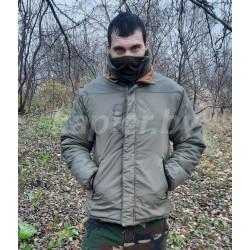Куртка-термо реверсивная (двухсторонняя).ВС Голландии. б/у