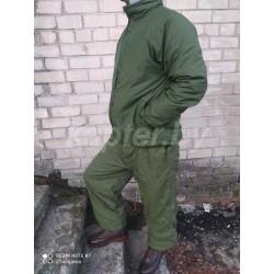 термокомплект двухстронний для экстремально холодной погоды армии Великобритании (Snugpak Softie).