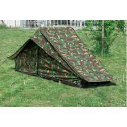Палатка военная одноместная армии Голландии. ДПМ. б/у