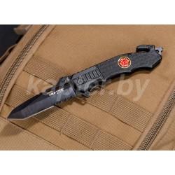 Спасательный нож со стеклобоем Cold Steel 229 FD (США) .