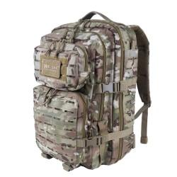 Рюкзак тактический US Assault Pack Laser Cut Германия, 40л, MULTITARN.