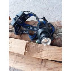 Фонарь налобный LED XM-L T6 .
