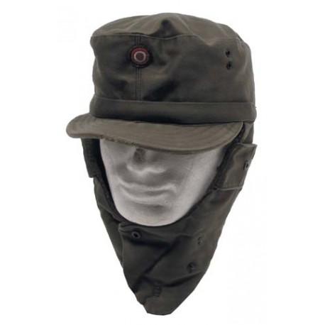 шапка АВСТРИЯ. OLIV утепленная, б/у
