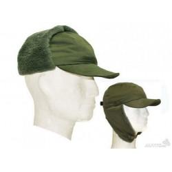 шапка ШВЕЦИИ утепленная олива б/у